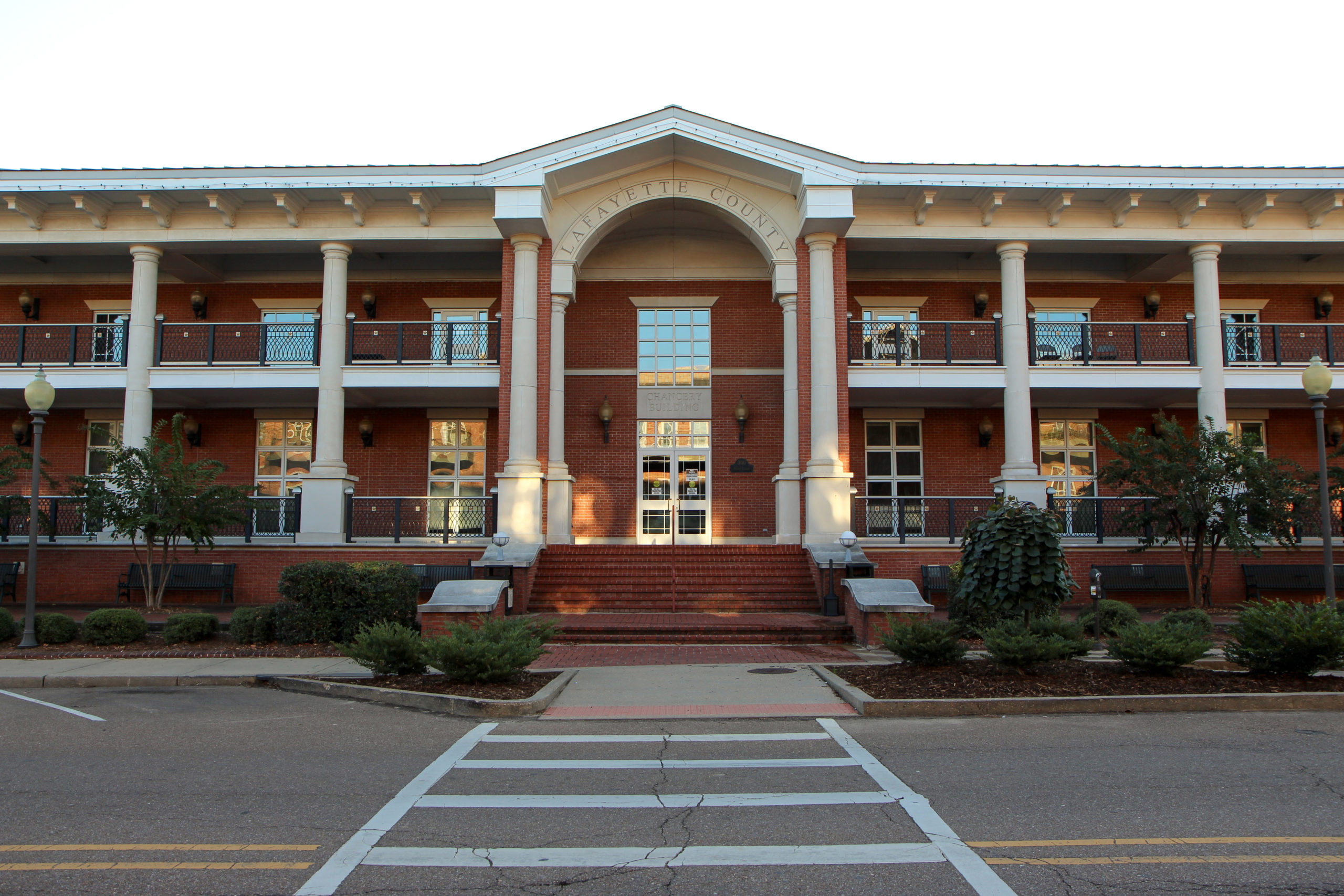 Chancery Courthouse - Lafayette County